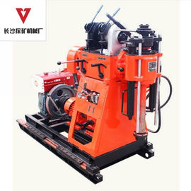 China 150m  Soil Boring Geotechnical Drill Rig With Mud Pump Incorporated For Soil Testing Multiple Function supplier
