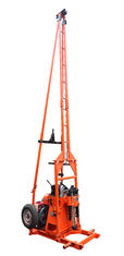 China Multi - Function Geotechnical And Portable Rotary Drilling Rig 100m supplier