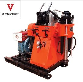 China Large Torque Water Well Core Drill Rig Equipment Depth 150 - 250m supplier
