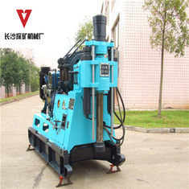 China Water Well Diamond Core Drilling Machine Depth 1300m Deep Well Drilling Machine supplier