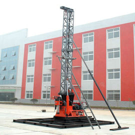 China 360° Deep Hydraulic Drilling Equipment / Geotechnical Borehole Drilling supplier
