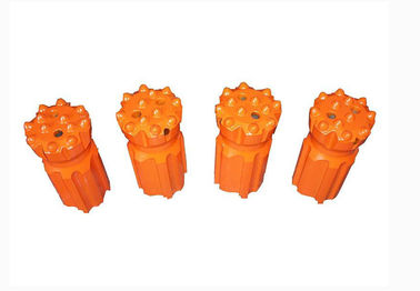 China rock drilling tools 32mm-38mm taper button bits supplier