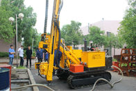 China 300m DTH  Hydraulic Rotary Drilling Rig Equipment / Water Well Drilling Machine factory