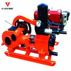 China Hydraulic Motor Piston Drilling Mud Pumps For Small Well Drilling Rigs factory