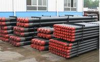 China BQ NQ HQ PQ AW BW HW Diamond Drill Rods / Drill Pipe CHANGTAN company