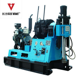 XY-4 Core Prospecting Water Well Drilling Rigs Depth 300-600m