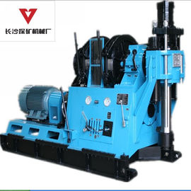 Deep diamond core drilling machine 2600m mining drilling equipment