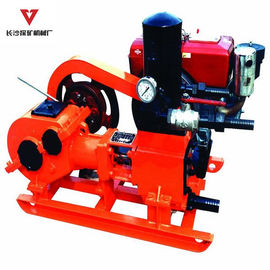 Hydraulic Motor Piston Drilling Mud Pumps For Small Well Drilling Rigs
