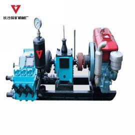 1 - 7 Mpa Electric Mud Pump For Diamond Core Drilling Machine
