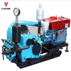 2-10 Mpa Drilling Mud Pumps Three Cylinder horizontal triplex single acting