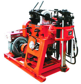 Portable Water Well Drilling Machine Geotechnical Soil Test And Core Drilling Rig