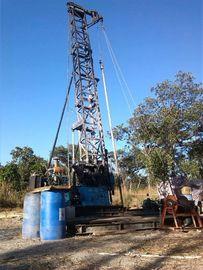 Water Well Diamond Core Drilling Machine Depth1600m , Exploration Core Drilling