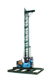 Prospecting Diamond Core Drilling Rig Machine Depth 1300m With Automobile Grade Clutch
