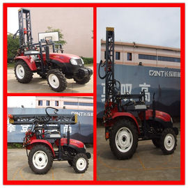 Geophysical  Tractor Mounted Drilling Rig / Diamond Drilling Machine