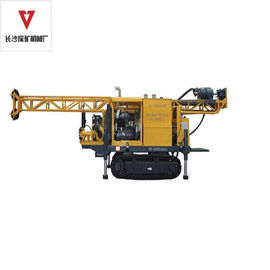 1500m Diamond Core Hydraulic Drilling Rig With Variable Displacement Hydraulic Motor