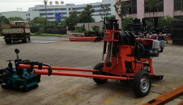 Shallow Small Drilling Rig for Quarry  Borehole Core Drilling
